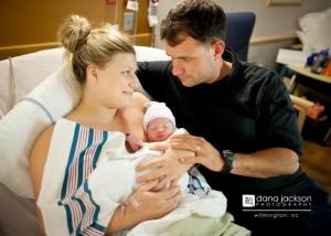 Birth Photography Wilmington NC